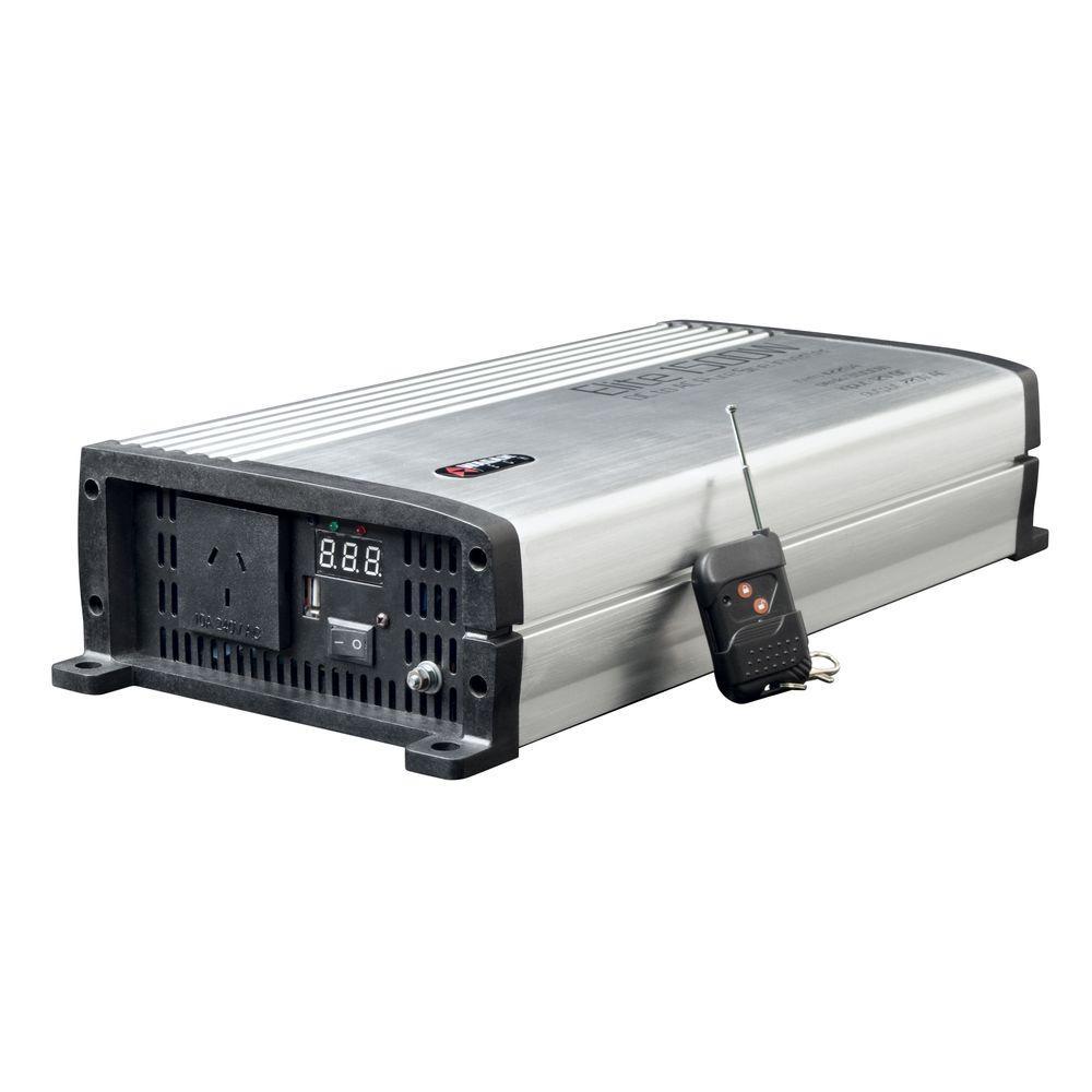 Wagan Tech Elite 1500-Watt Pure Sine Wave Inverter