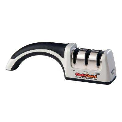M4643 Pronto Pro AngleSelect Diamond Hone 3-Stage Manual Sharpener (15°/20°)