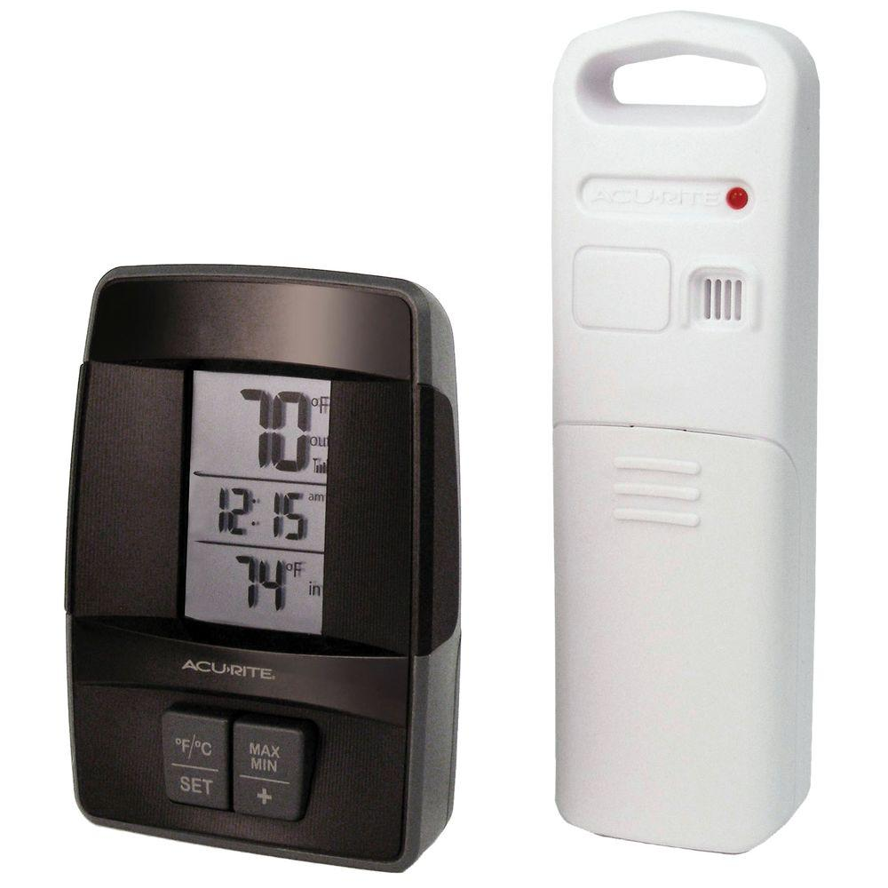 AcuRite Digital Wireless Thermometer