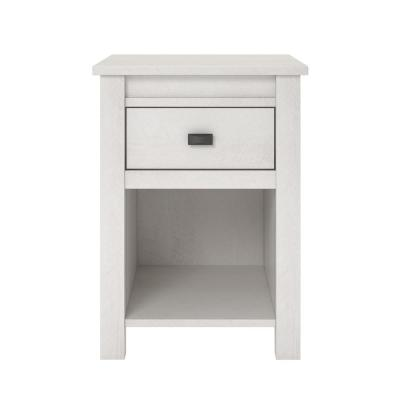 Brownwood Ivory Oak Nightstand