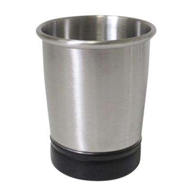 York Metal Tumbler in Matte Black