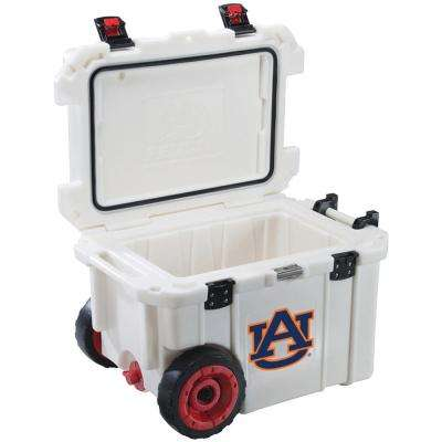45 Qt. Auburn University Elite Wheeled Cooler