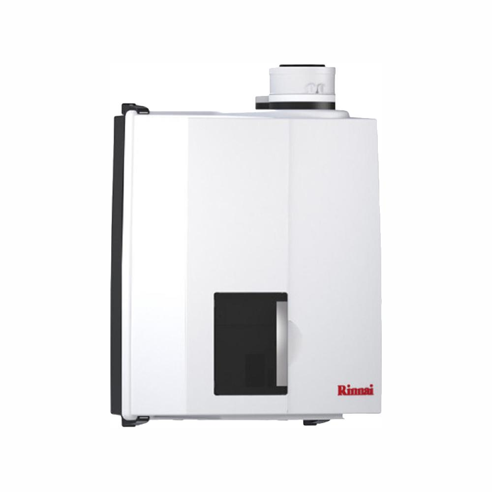 Rinnai E Series Propane Condensing Boiler Tankless Water Heater With 75 000 Btu Input