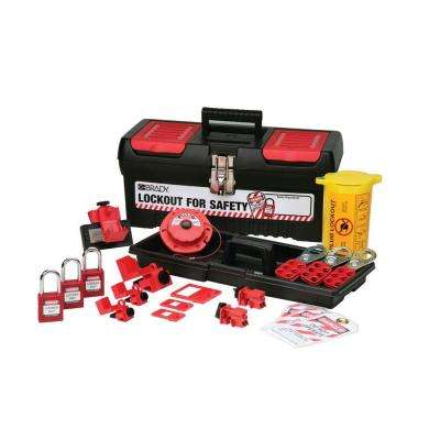 Personal Electrical Lockout Kit with Padlocks
