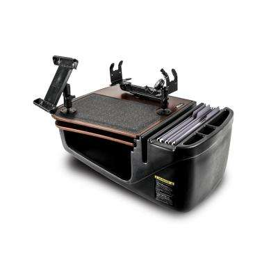 Gripmaster with Phone Mount Printer Stand and Tablet Mount Mahogany