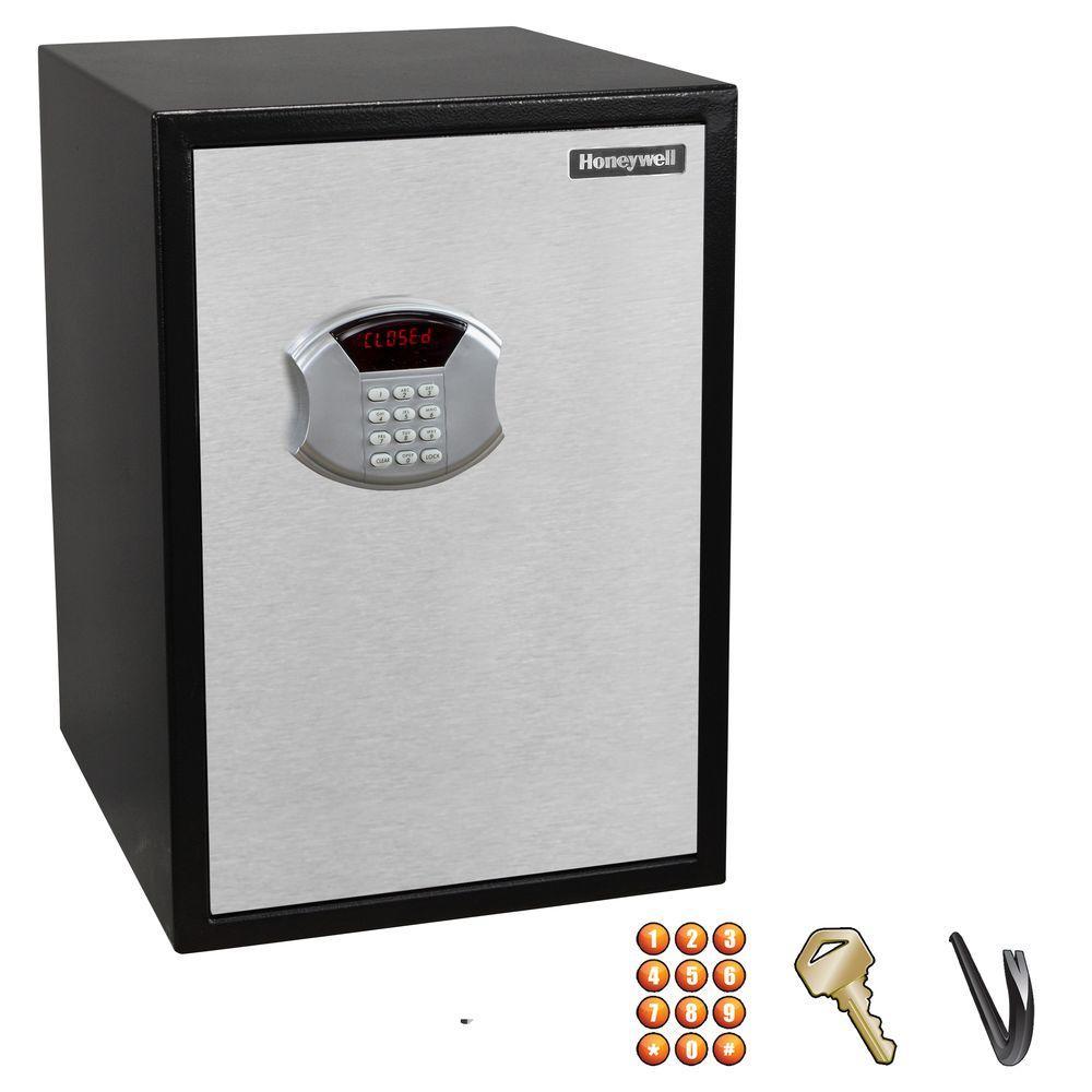 Honeywell 2.66 cu. ft. Large Steel Security Safe with Digital Lock
