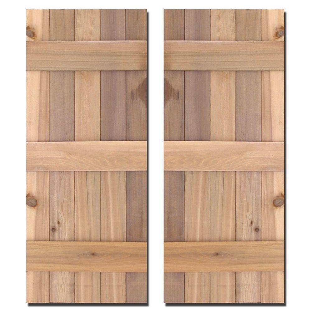 shutter cut out designs board batten exterior shutters the home depot
