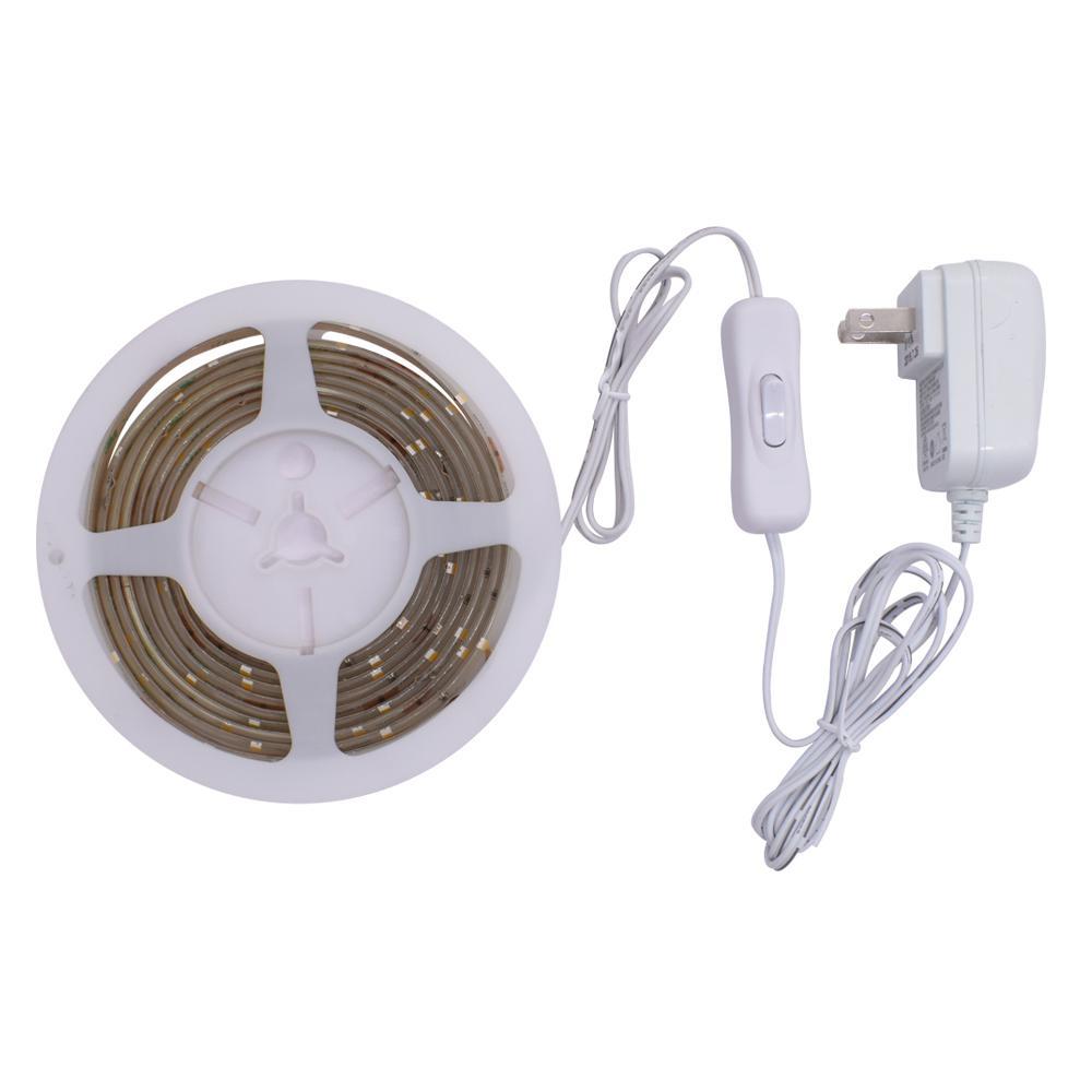 8 ft. LED Warm White Under Cabinet Light