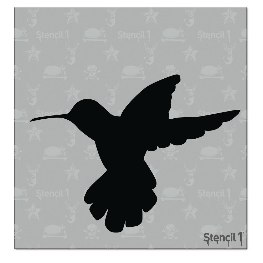 Stencil1 Bird 4 Small Stencil S101bs01s4 The Home Depot