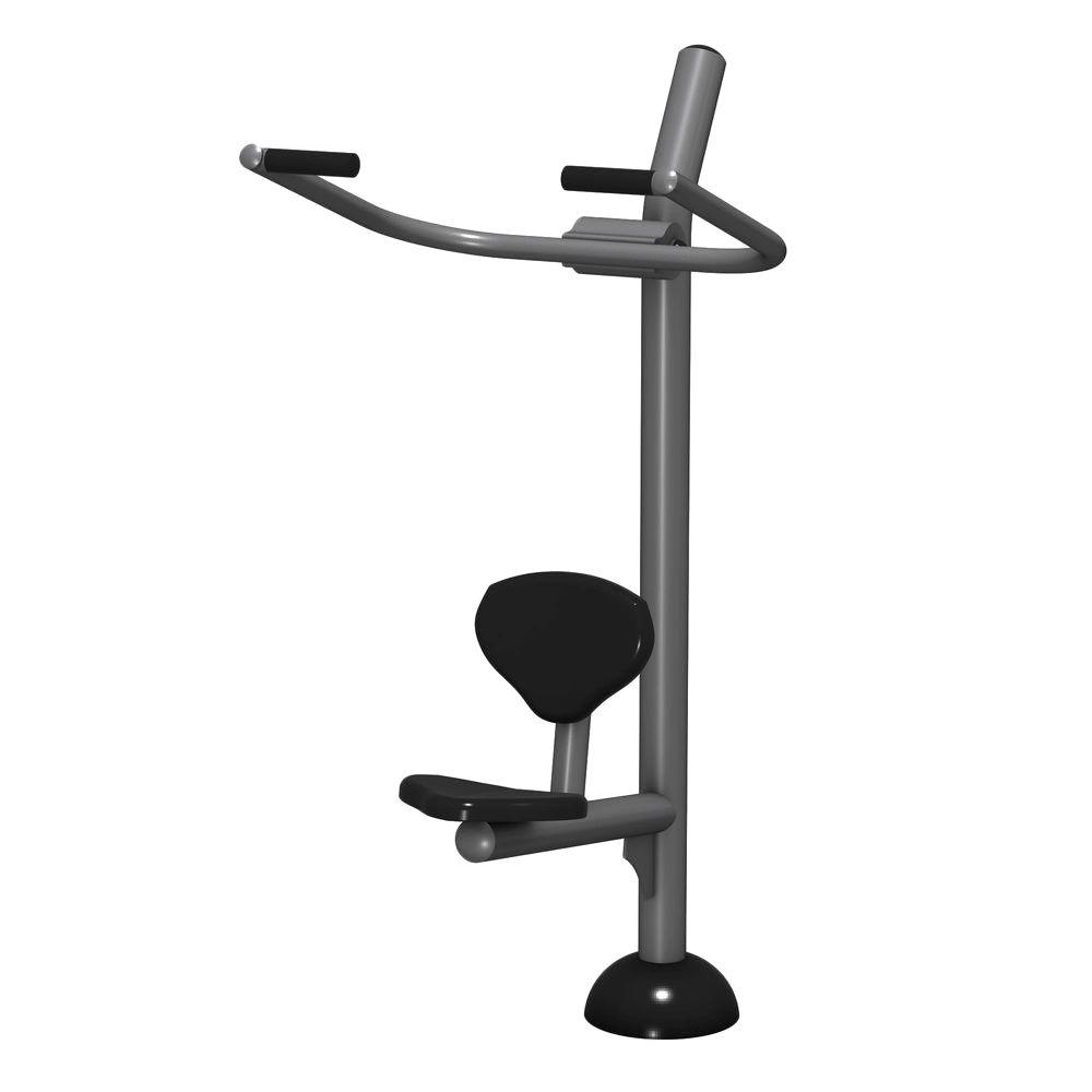 Ultra Play Surface Mount Lat Pull Down
