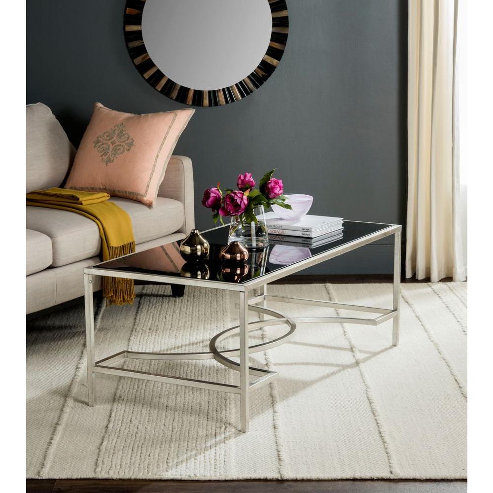 Marvelous Inga Silver Coffee Table Bralicious Painted Fabric Chair Ideas Braliciousco