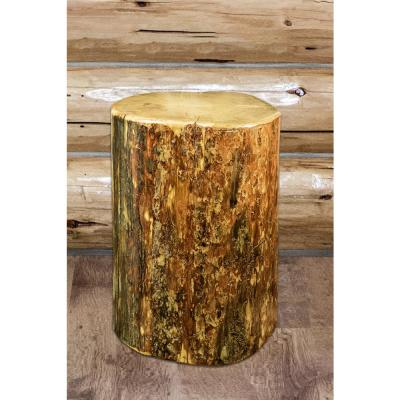 Glacier Country Puritan Pine End Table