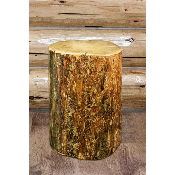 Outstanding Montana Woodworks Glacier Country Puritan Pine End Table Home Interior And Landscaping Ymoonbapapsignezvosmurscom