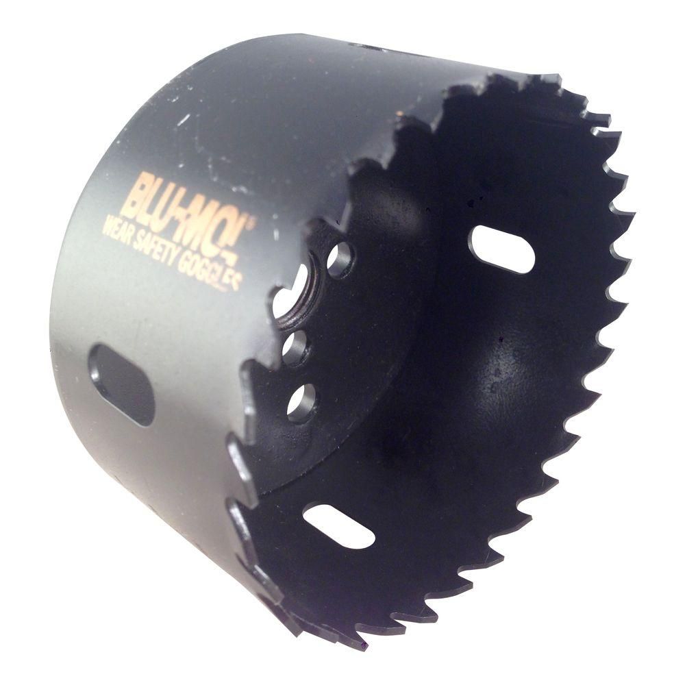 BLU-MOL 3-3/8 in. Xtreme Carbide Tipped Hole Saw