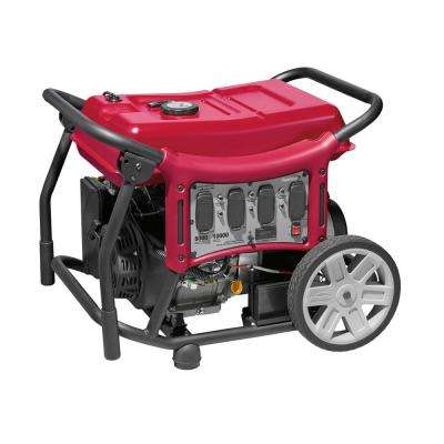 CX Series 8,000-Watt Gasoline Powered Electric-Start Portable Generator