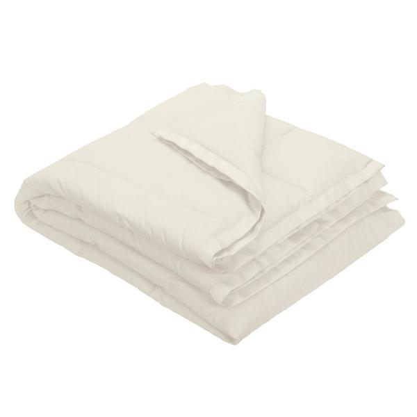 The Company Store Lacrosse Ivory Down Throw Ko72 Os Ivory The Home