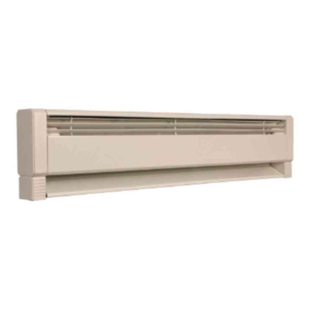 Fahrenheat 28 in. Electric Hydronic Baseboard Heater, Whites