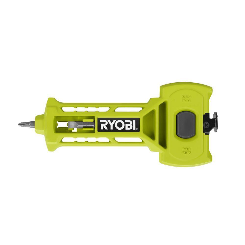 Ryobi Door Latch Installation Kit A99lm2 The Home Depot