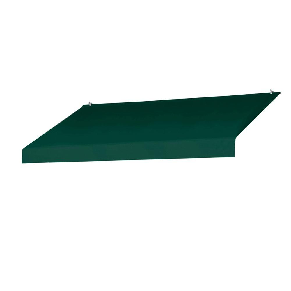 Awnings In A Box 8 Ft Designer Awning Replacement Cover In Forest