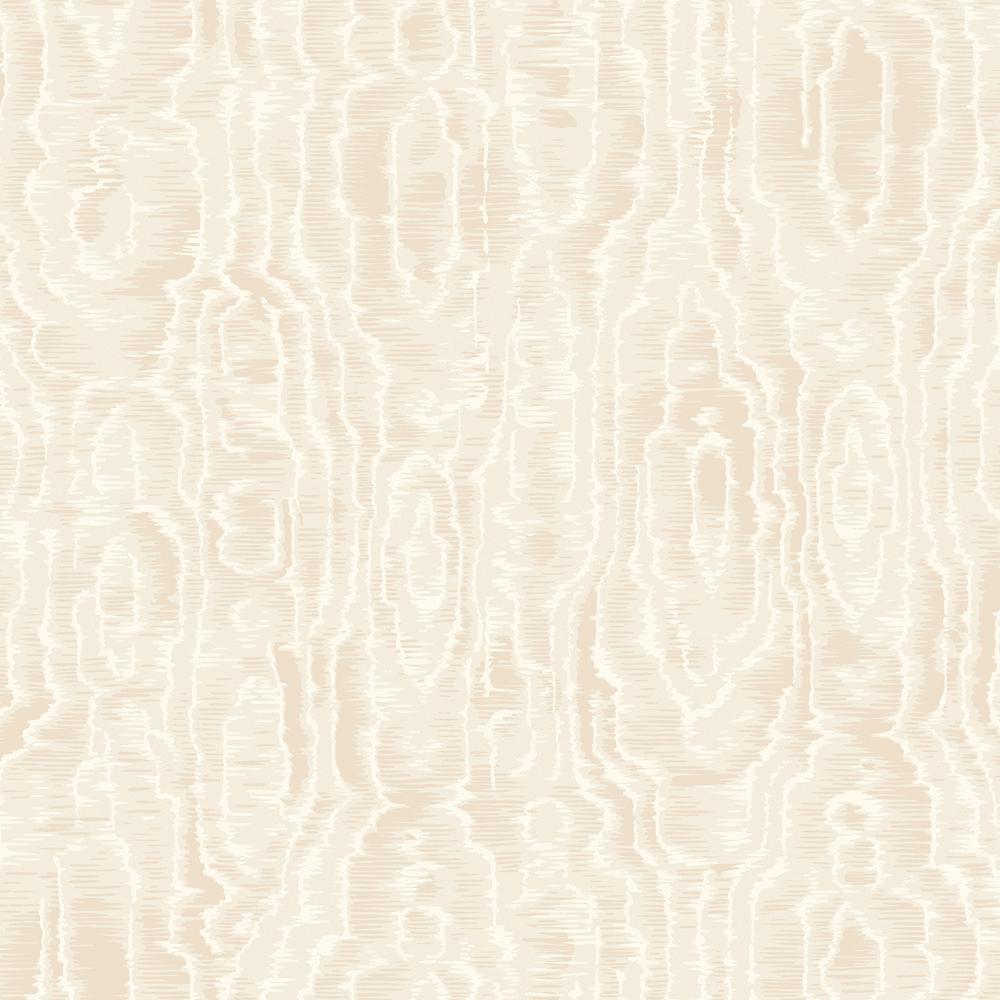 57.8 sq. ft. Salento Cream Abstract Wallpaper