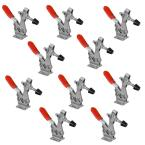 500 lbs. Horizontal Quick-Release Toggle Clamp (10-Pack)