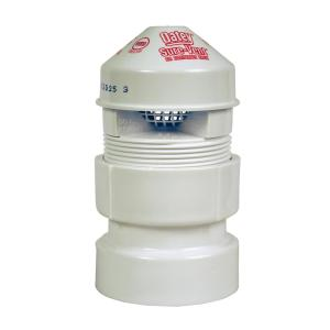 Sure Vent 1 1 2 In X 2 In Pvc Air Admittance Valve 39016