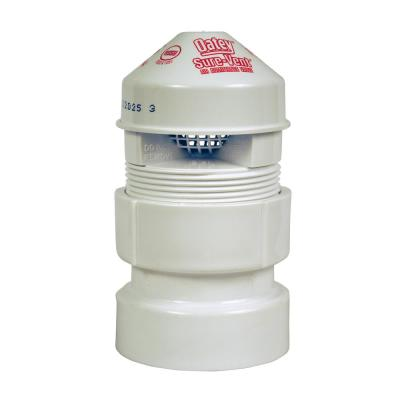 Sure-Vent 1-1/2 in. x 2 in. PVC Air Admittance Valve with 160 DFU Branch and 24 DFU Stack