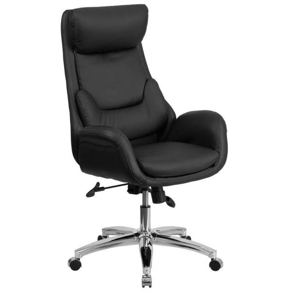 Flash Furniture Black Office/Desk Chair CGA-BT-22588-BL-HD