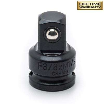 3/8 in. F to 1/2 in. M Adapter