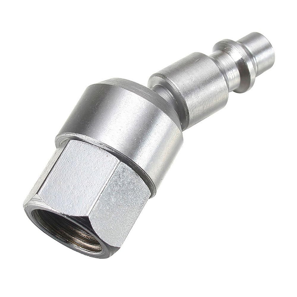 1/4 in. FNPT x 1/4 in. I/M Swivel Plug