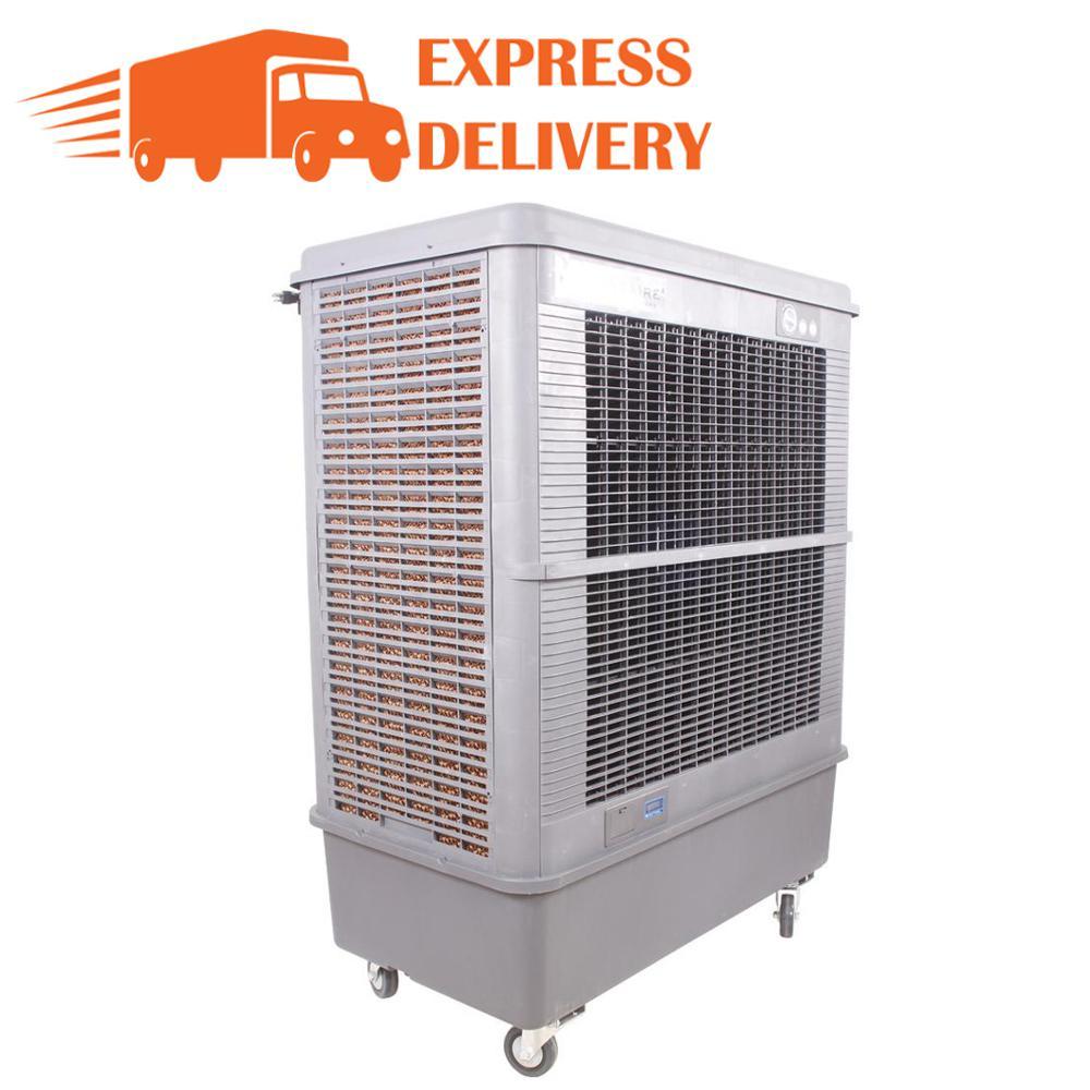 Hessaire 11,000 CFM 3-Speed Portable Evaporative Cooler (Swamp Cooler) for  3,000 sq  ft