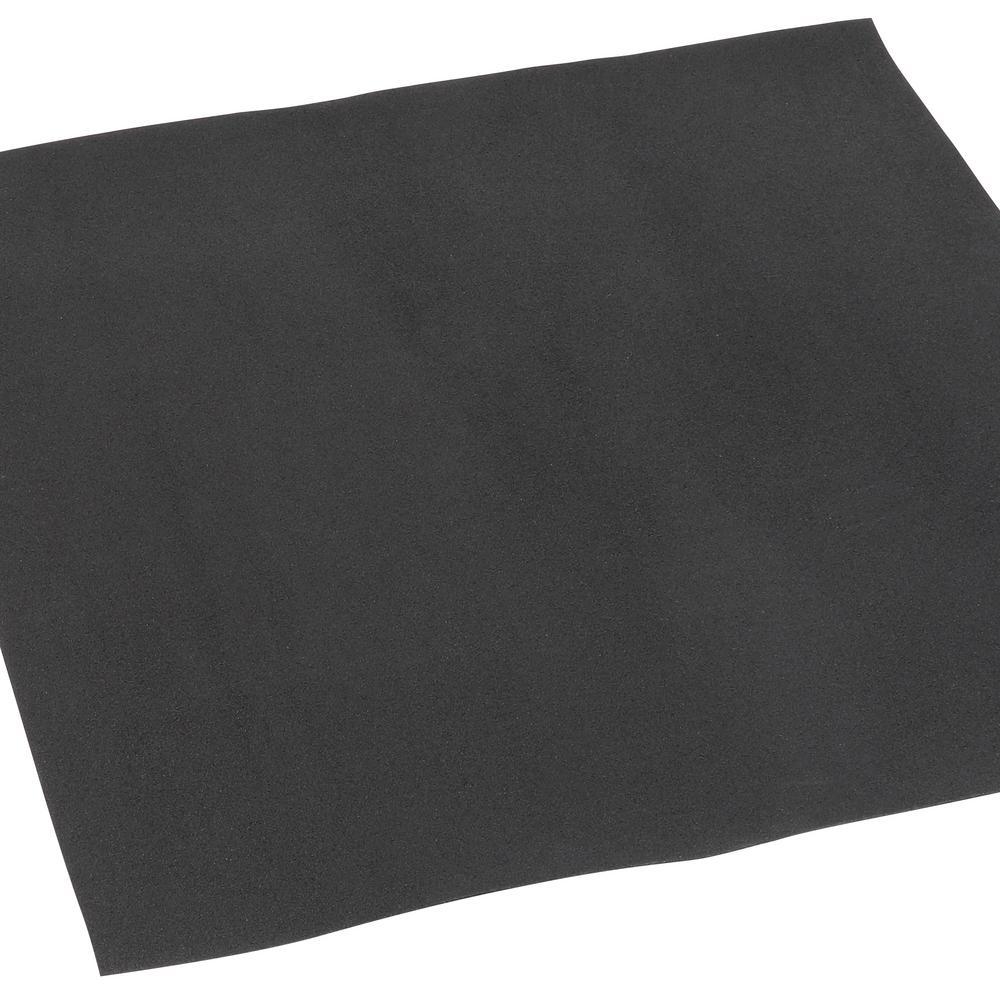 Ft X 10 Black Rubber Flooring