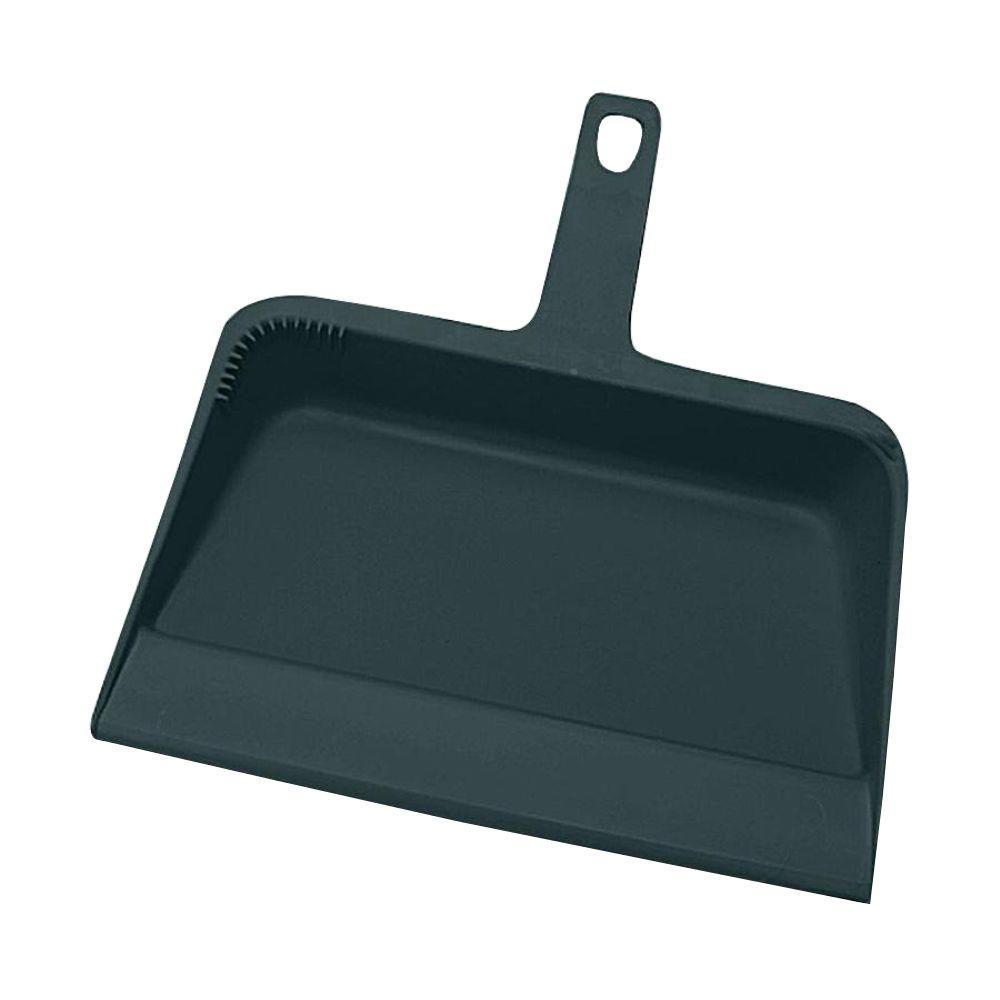 Heavy-Duty Plastic Dust Pan