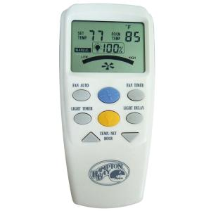 Hampton Bay Lcd Display Thermostatic Remote Control 60001