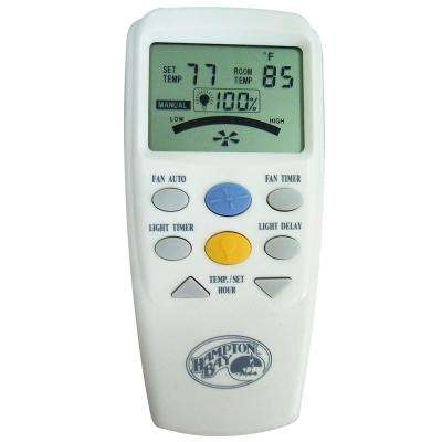LCD Display Thermostatic Remote Control