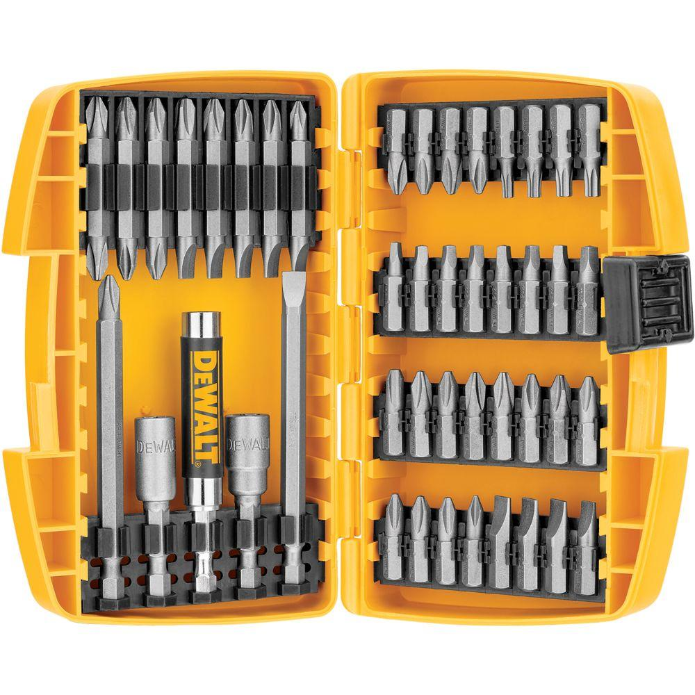 DeWalt Screwdriving Set (45-Piece)