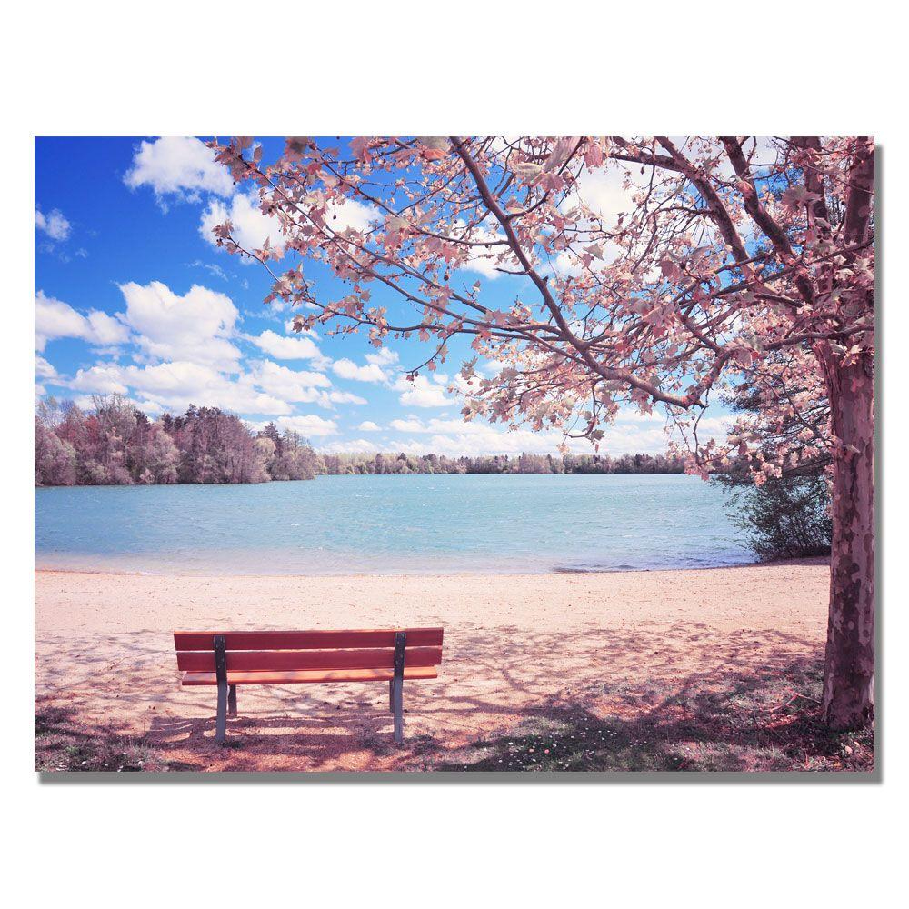 Trademark Fine Art 22 in. x 32 in. Vintage Moment Canvas Art-DISCONTINUED