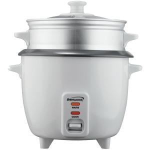 8-Cup White Rice Cooker
