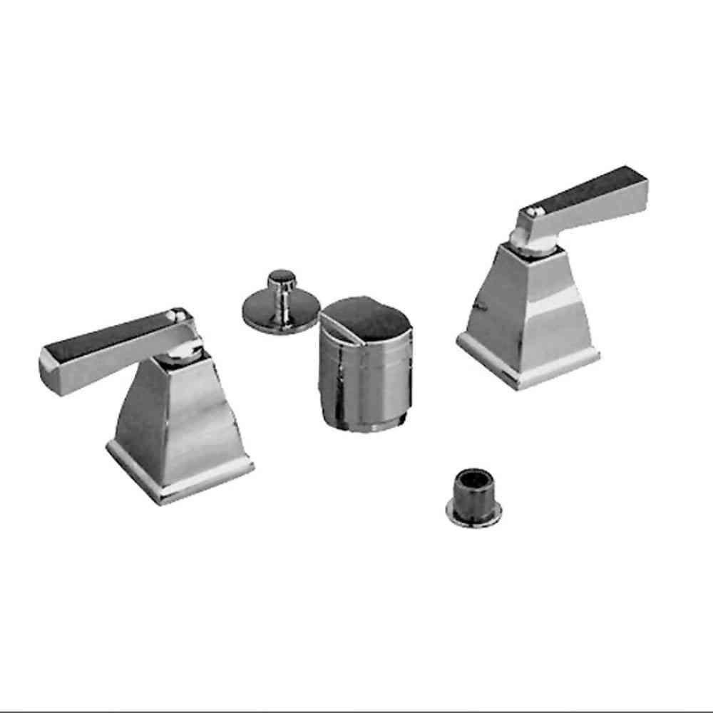 American Standard Town Square 2-Handle Bidet Faucet in Polished Chrome-DISCONTINUED