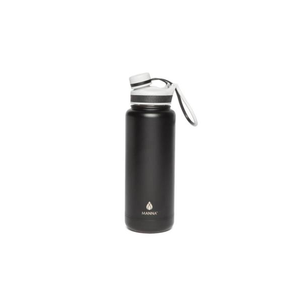 f1b84fadf4 Manna Ranger Pro 40 oz. Onyx Vacuum Insulated Stainless Steel Bottle ...