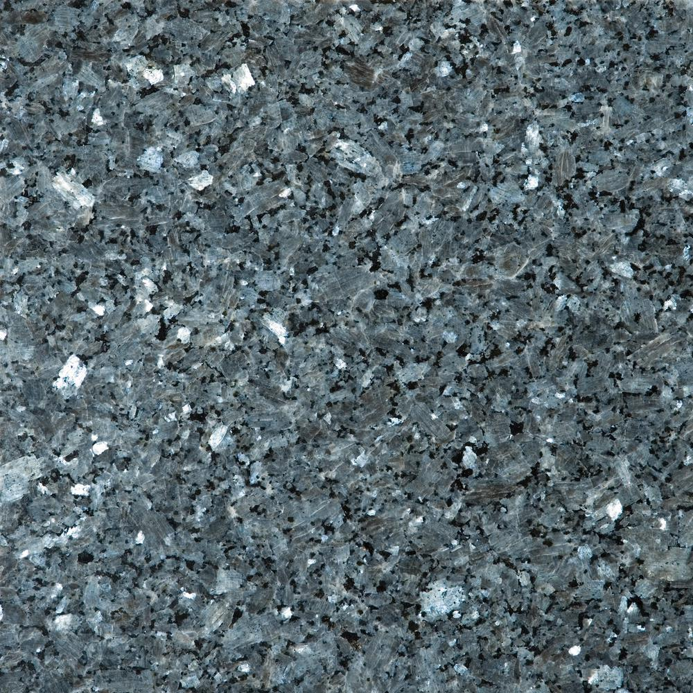 Emser Granite Blue Pearl Polished 12 01 In X 12 01 In