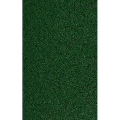 Fairway Green 6 ft. x 8 ft. Indoor/Outdoor Area Rug