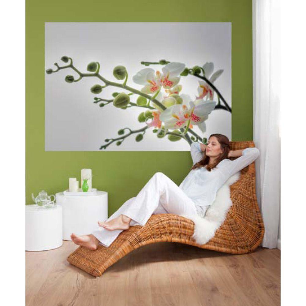 Komar 50 in. x 72 in. Orchidee Wall Mural