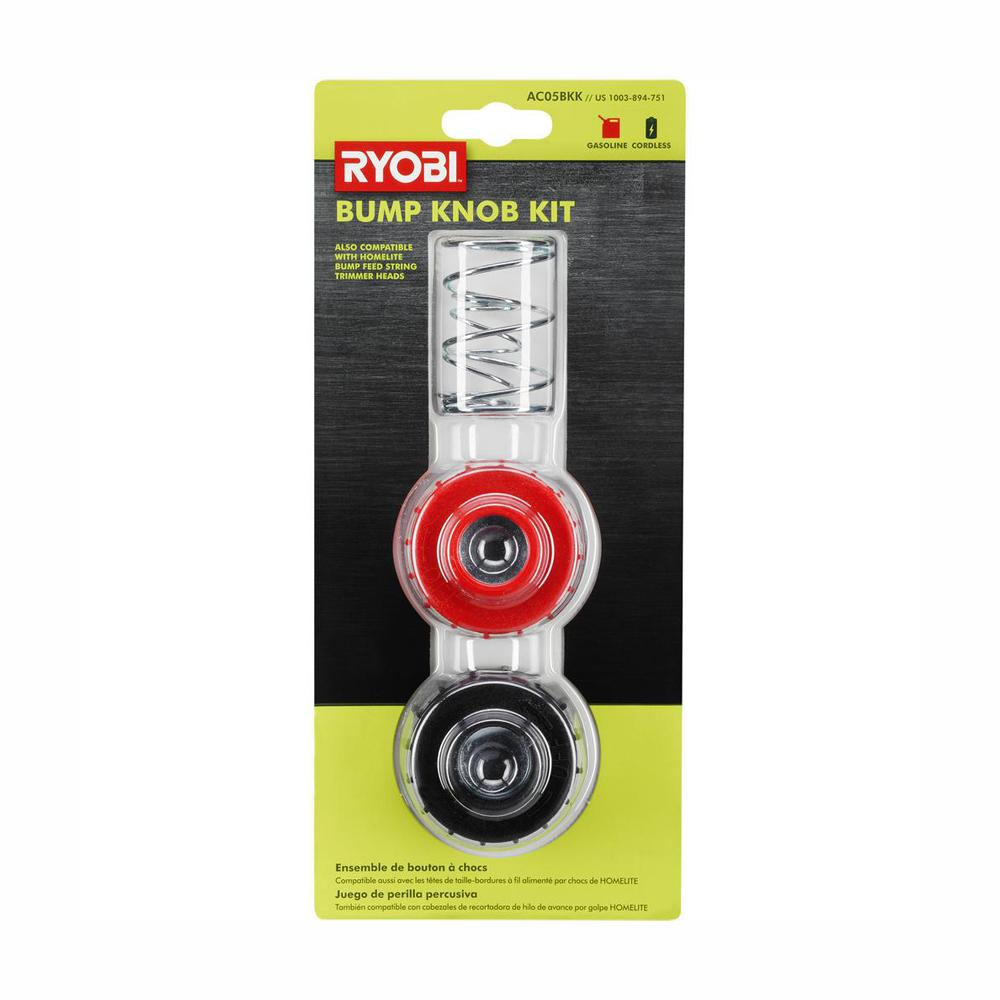 RYOBI Replacement Bump Knob and Spring Kit