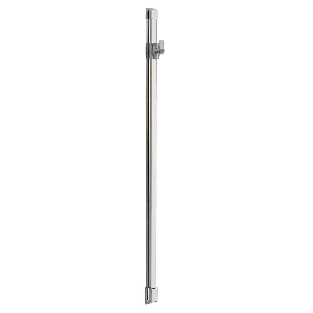 30 in. Adjustable Glide Rail Wall Bar with Pin Mount in