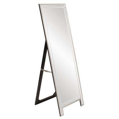 Micah Standing Floor Decorative Mirror