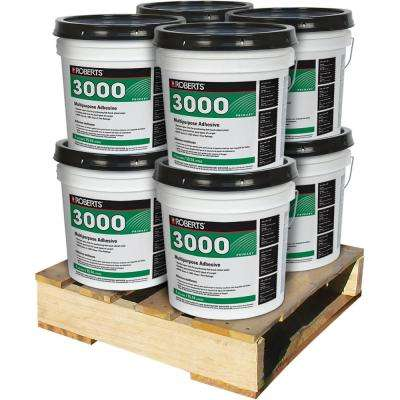 4 Gal. Multi-Purpose Carpet and Sheet Vinyl Adhesive (8 Pail Pallet)