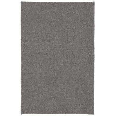 Hercules Grey Heather 3 ft. x 5 ft. Indoor Utility Rug