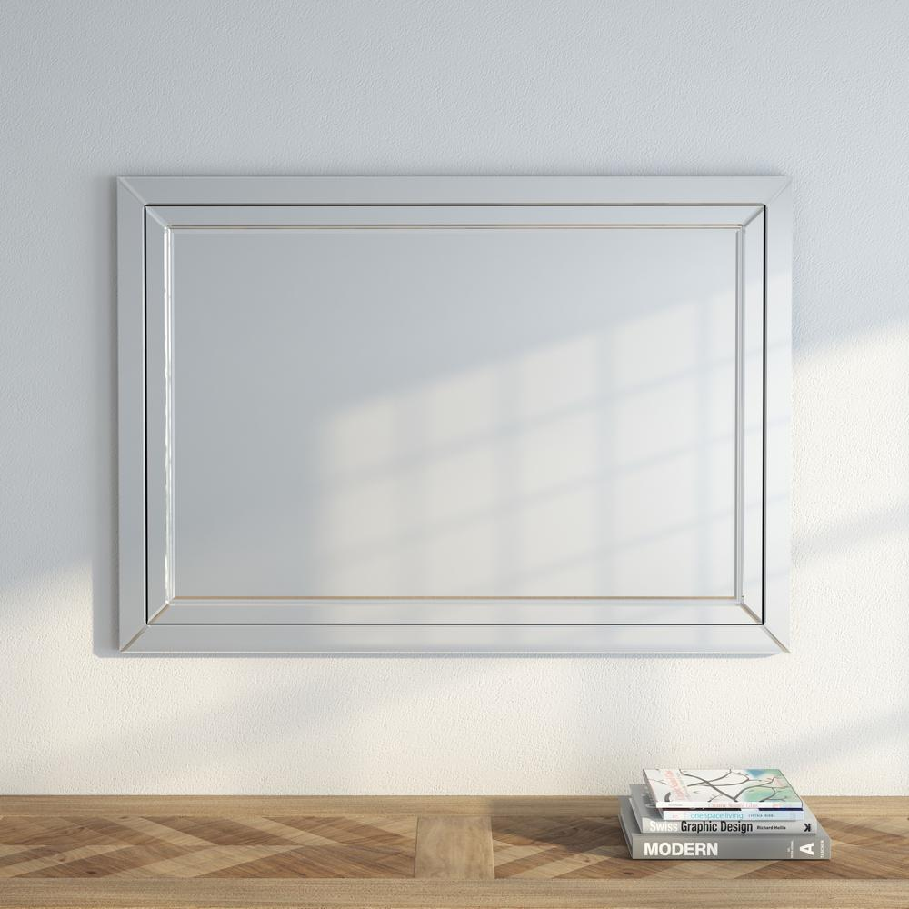 Canon 41 in. x 29 in. Beveled Mirror