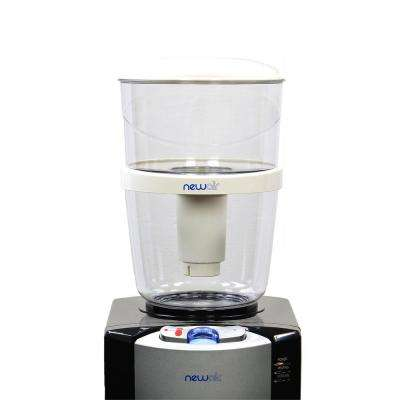 Pure Spring Water Filtration Bottle Filters Up to 211 Gal.